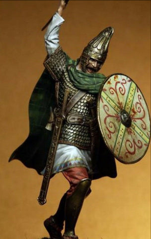 Dacian Warrior, Dacian Wars 101-106 A.D