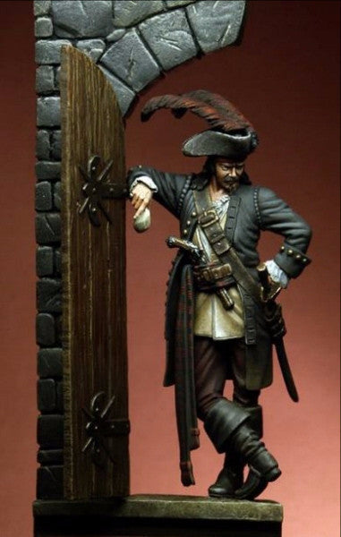 Pirate Captain, 18th Century (Elite Series)