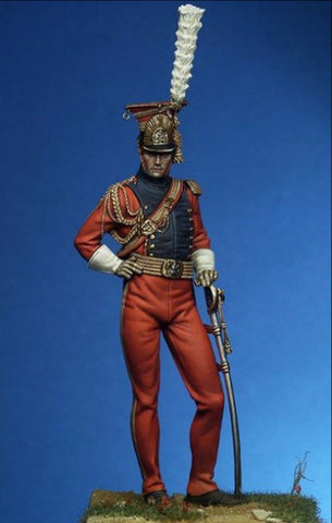 Officer of the 2nd Light Cavalry