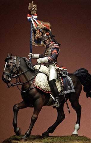 Eagle-Bearer French Cuirassiers