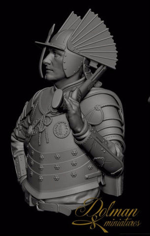 """The Warrior"" Polish Winged Hussar Bust"