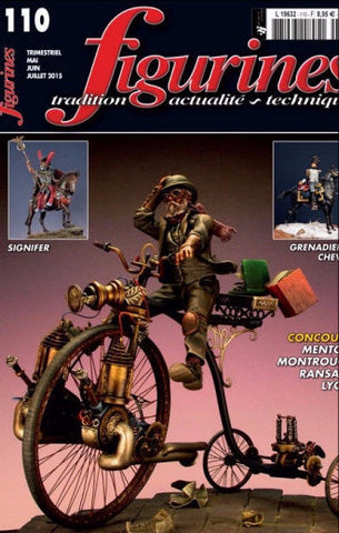 Figurines - Issue 110