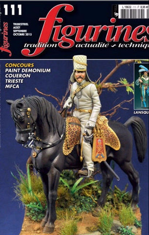 Figurines - Issue 111
