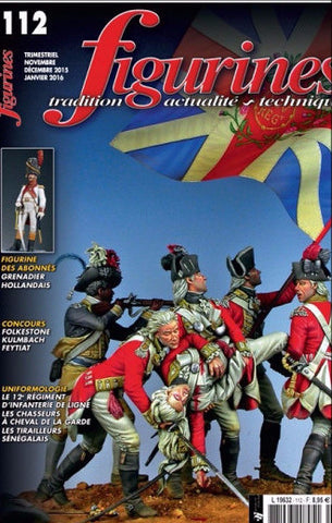 Figurines - Issue 112