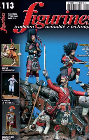 Figurines - Issue 113