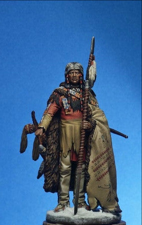 Ayashe, Cheyenne Warrior