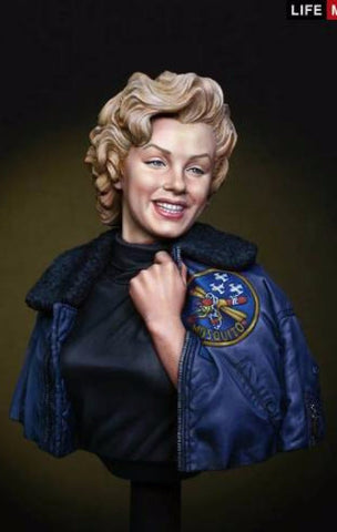 """Bye Bye Baby"", Marilyn Monroe in Korea, USO tour,1954"