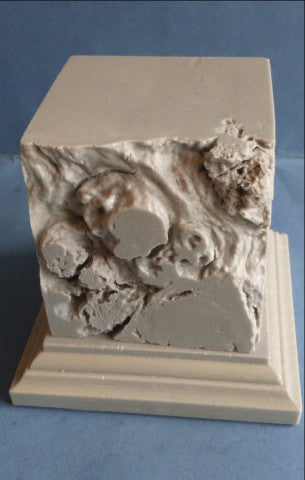 Rough Plinth 2