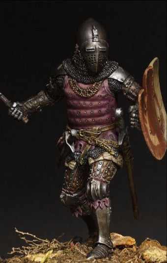 Medieval Knight, 14th Century