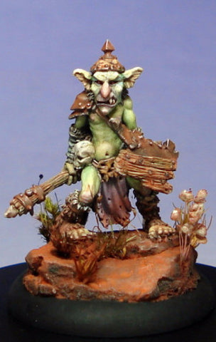 Nagrot Crook Eye Goblin Boss