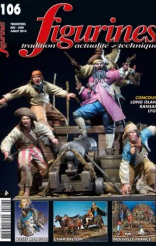 Figurines - Issue 106