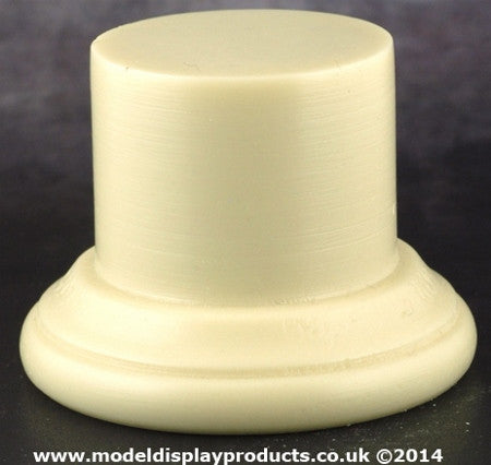 Round Plinth 1 - Cream