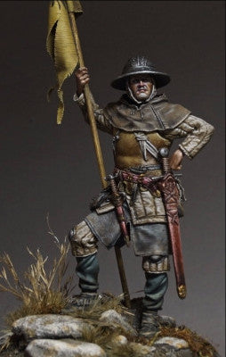 Sergeant, 13th Cent.