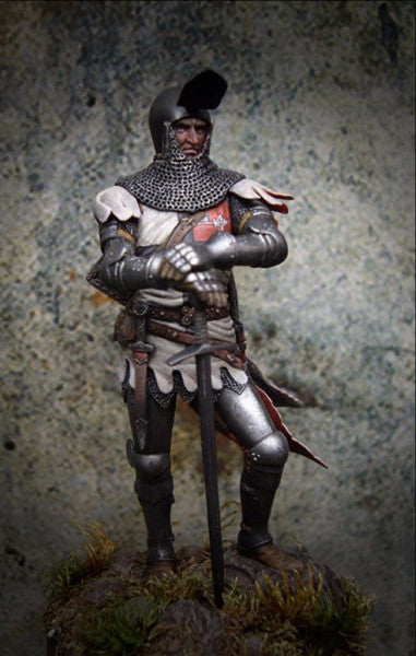 Teutonic Knight, XIV-XV Cent.