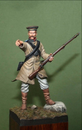 Infantryman of Borodino Jaeger Regiment