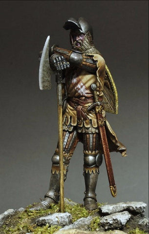 European Knight, XIV Cent.