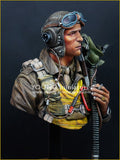 USAAF Fighter Pilot 1944 - Young Miniatures