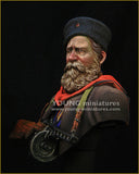 Russian Cossack, WWII