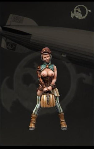 Steampunk Lady I