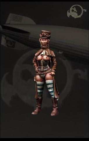 Steampunk Lady II