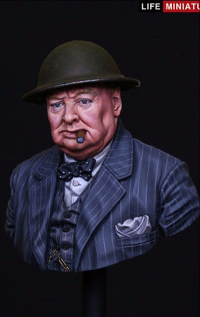 """Never Surrender"", Prime Minister Winston Churchill"