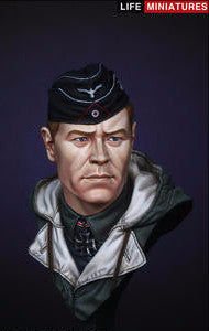 WW2 German Panzer Commander