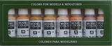 Skin Colours Paint Set