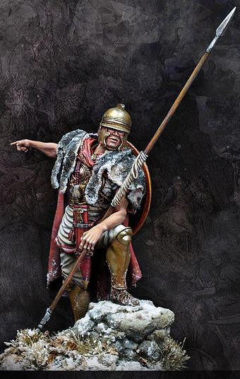 Carthaginian Soldier in Hannibal's Army