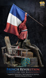 French Revolution, Liberty on the Barricades