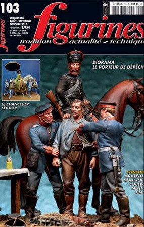 Figurines - Issue 103