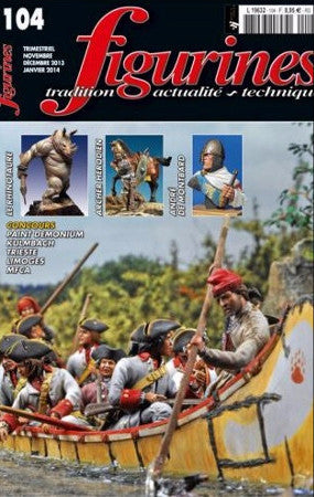 Figurines - Issue 104
