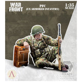 PFC, US Armoured Infantry (1/35)
