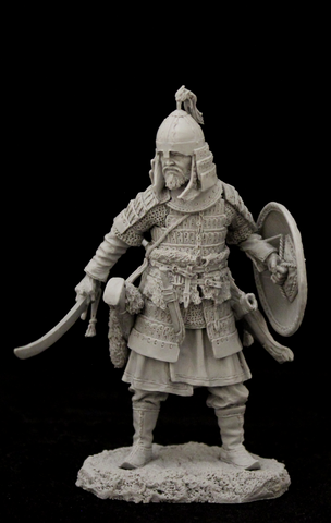 Mongol Warrior, 13-14th Century