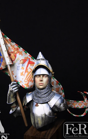Jeanne d'Arc, Orleans, 1429 DEFINITIVE EDITION