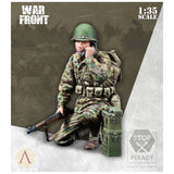 Radio Operator, US Armoured Infantry 1/35 scale
