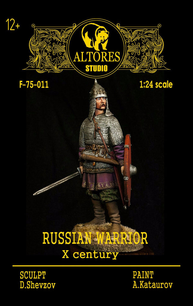 Russian Warrior