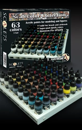 Scalecolor Collection - 63 colours