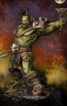 Shargh 'Orc' Fury