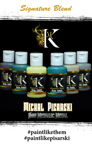 MICHAL PISARSKI Signature Set – Non Metallic Metal
