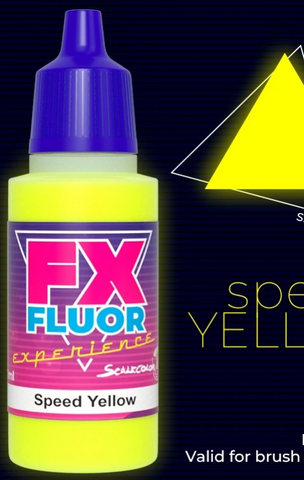 Speed Yellow