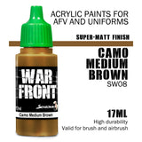 SS Camo Medium Brown