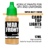 SS Camo Top Lights