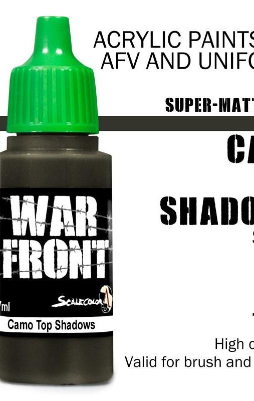 SS Camo Top Shadows