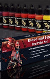 Blood and Fire Paint Set
