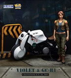 Violet and GC-B1