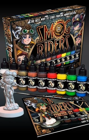 The Smog Riders Starter Set