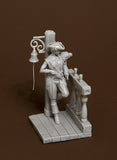Captain of White Eagle (Steampunk)