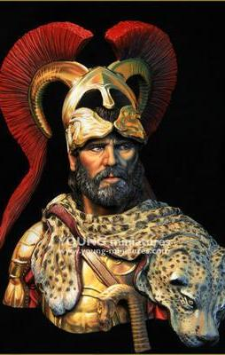 Ancient Greek Warlord