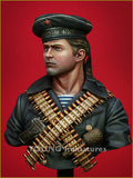 The Black Devil - Soviet Naval Infantry WWII