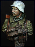 German Infantry Russian Front WWII